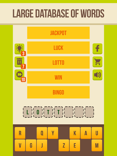 Guess the word - 5 Clues, word games for free 2.8.1 screenshots 6