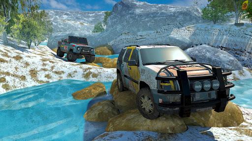Offroad 4X4 Jeep Hill Climbing - New Car Games 10.0 screenshots 2