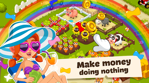 Game of Farmer: IDLE simulator. Farm games offline Apkfinish screenshots 3