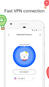 VPN Free – Betternet Hotspot VPN & Private Browser 5.7.0 Android APK Mod 2