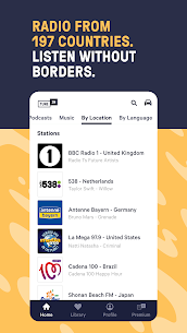 TuneIn Pro: Live Sports, News, Music & Podcasts 5