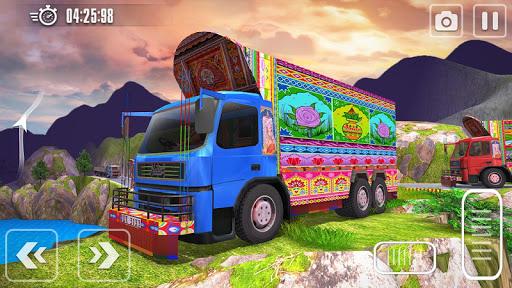 Crazy Cargo Truck Driver 2021 android2mod screenshots 3