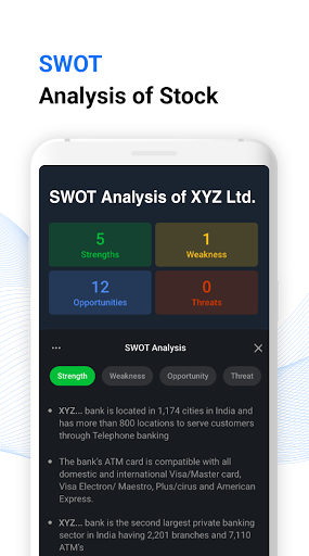 Edelweiss: Share Market Trading App, Sensex, Nifty android2mod screenshots 2