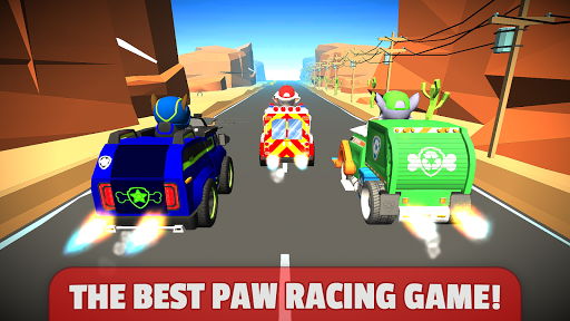 Paw Puppy On The Road Patrol Rescue 1 screenshots 1