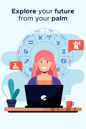 Palm Reader: Astrology and Horoscope Predictions  screenshots 1