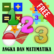 Kids Learning Games - Numbers 123 MATH -Indonesian