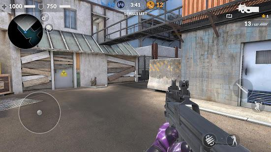 Critical Strike CS: Counter Terrorist Online FPS Mod Apk