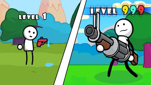 One Gun: Stickman  screenshots 1