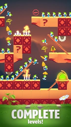 Lemmings - Puzzle Adventure screenshots 2