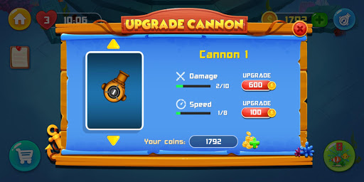 Fish Shooter - Fish Hunter 3.2 screenshots 6