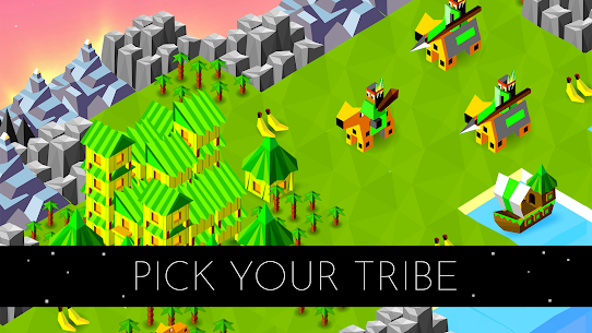 Battle of Polytopia Mod Apk – A Civilization Strategy (Unlocked) 1