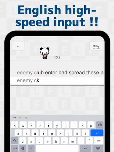 Flick Typing input practice app 1.134.0 screenshots 17