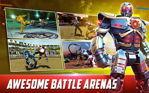 Real Steel World Robot Boxing MOD APK 59.59.116 (Unlimited money) 13