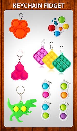 Fidget Toys 3D: Pop it Antistress 3D Calming Games  screenshots 18