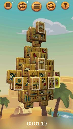 Doubleside Mahjong Cleopatra 2 1.6 screenshots 22