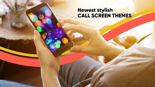 Arama Ekranı Temaları:Renkli Çağrı Flaşı Full Apk İndir 3