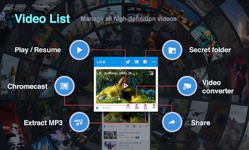 FX Player – video player & converter, Chromecast 2.6.0 MOD APK [UNLOCKED] 3