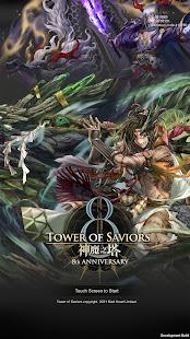 Tower of Saviors mod apk