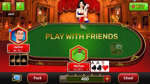 Teen Patti Jungle : 3 Patti & Rummy & Poker  screenshots 2