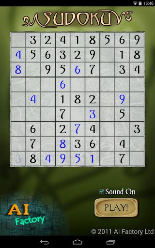 Sudoku Free 1.52 screenshots 19