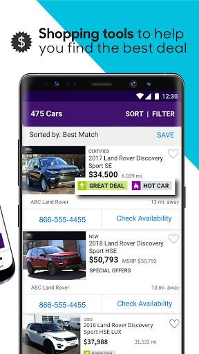 Cars.com u2013 Shop New & Used Cars & Trucks For Sale  Screenshots 3