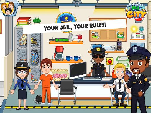 My City : Jail House  screenshots 14