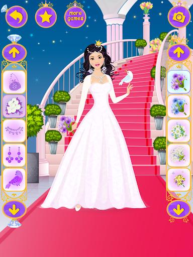 Wedding Dress Up - Bride makeover  screenshots 10