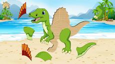 Dino Puzzle - 子供のための恐竜のおすすめ画像5