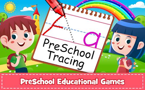 ABC Okul Öncesi Çocuklar – Öğrenme Oyunu Full Apk İndir 1