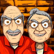 Grandpa and Granny 3: Death Hospital. Horror Game APK