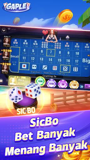 POP Gaple - Domino gaple Ceme BandarQQ Solt oline 1.15.0 screenshots 5