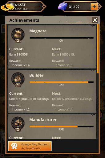Idle Trading Empire 1.2.3 screenshots 12