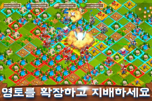 Castle Clash: uae38ub4dc ub85cuc584 1.7.6 screenshots 10