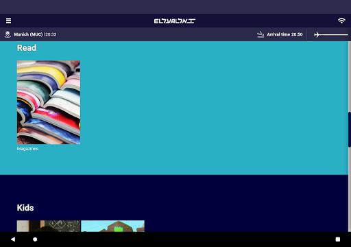 DreamStream By EL AL android2mod screenshots 15