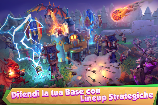 Castle Clash: Gilda Reale  Screenshots 2