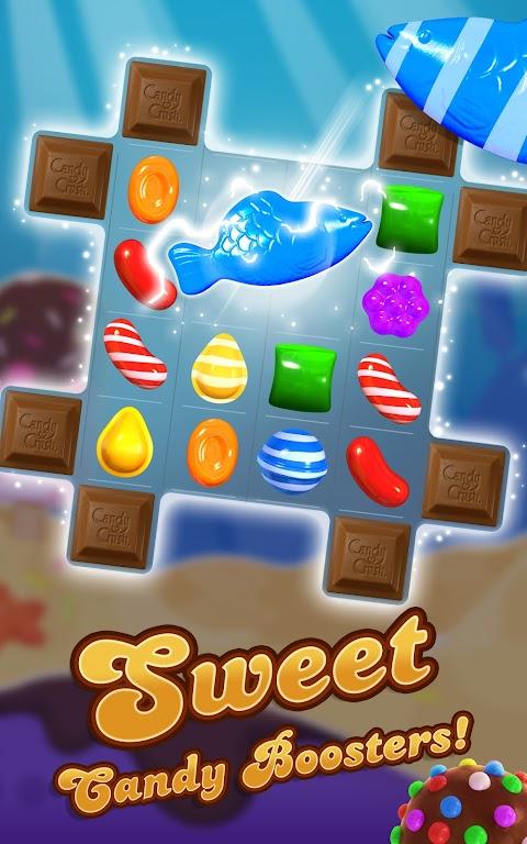 Candy Crush Saga  poster 9