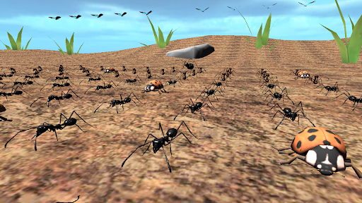 Bug Battle Simulator 3D 1.0.53 screenshots 2