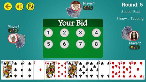 Call break : Offline Card Game 3.7 screenshots 2