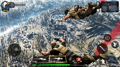 Critical Action :Gun Strike Ops - Shooting Game 2.6.01 screenshots 2