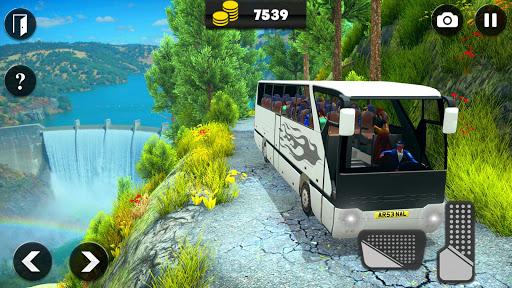 Offroad Bus Driving Simulator 2019: Mountain Bus apktram screenshots 9