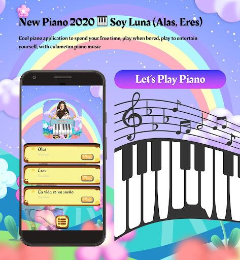 New Piano 2020 ud83cudfb9 Soy Luna (Alas, Eres) 1.0.0 screenshots 1