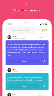 Profoundly: Chat, Video & Games Screenshot
