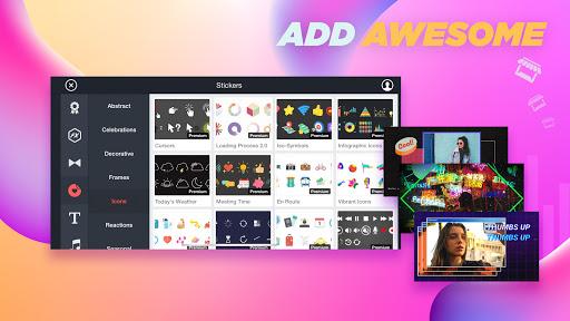 KineMaster - Video Editor, Video Maker screen 1