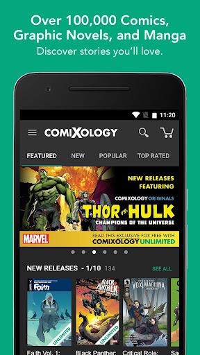 Comics 3.10.16.310406 Screenshots 1