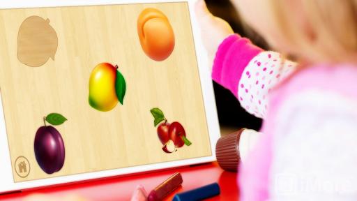 baby puzzles - wooden blocks screenshot 3