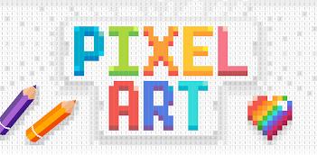 Jugar a Pixel Art: Colorear por números gratis en la PC, así es como funciona!