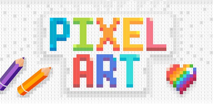 Pixel Art: Colorear por números