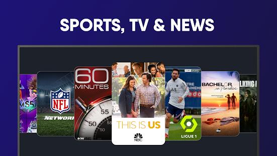 fuboTV: Watch Live Sports & TV screenshots 9