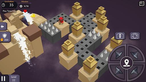 IndiBoy - A treasure hunter Dungeon Quest Apkfinish screenshots 11