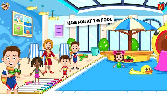 My Town : Hotel Free MOD Apk 1.03 (Unlimited Money) 4